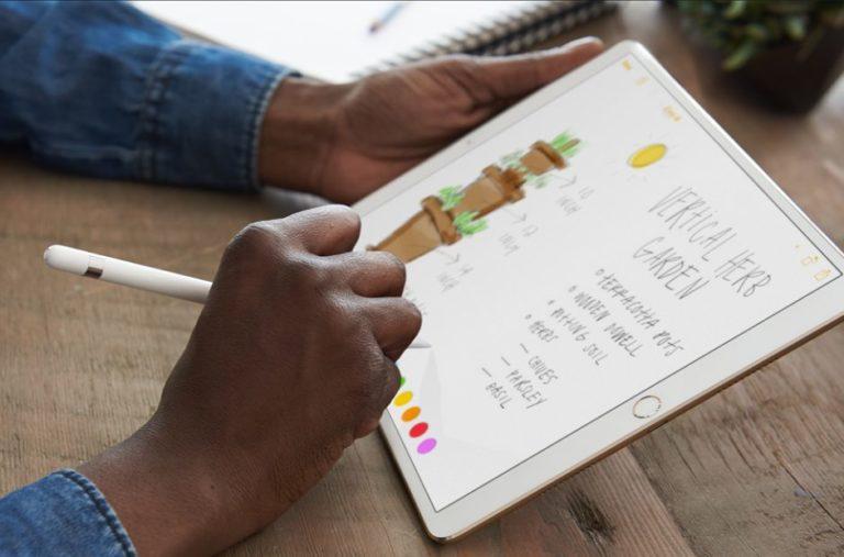 что умеют новые iPad Pro 2017