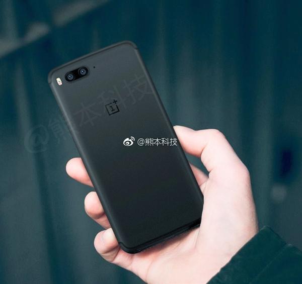 дизайн OnePlus 5 как у iPhone 7 Plus
