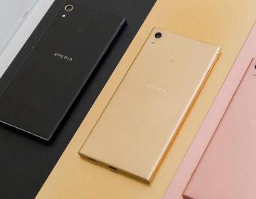Топ-5 актуальных смартфонов Sony Xperia в 2017 году
