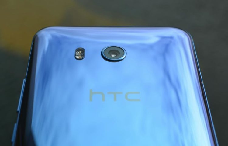 HTC U11 обновляются до Android 8.0 Oreo в США