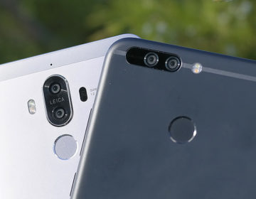 Сравнение камер Huawei Mate 9 и Honor 8 Pro