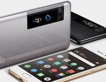 Meizu патентует дактилоскопический сканер под экраном