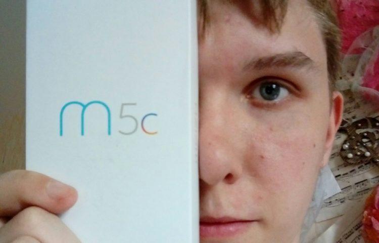 обзор Meizu M5c