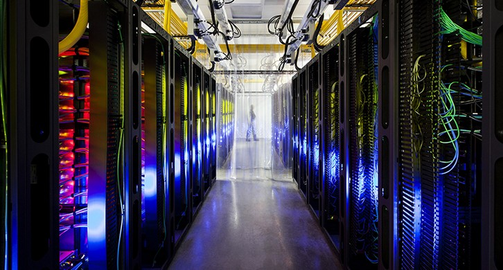 Дата центр Google