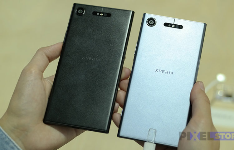 Xperia XZ1 начал продаваться в США