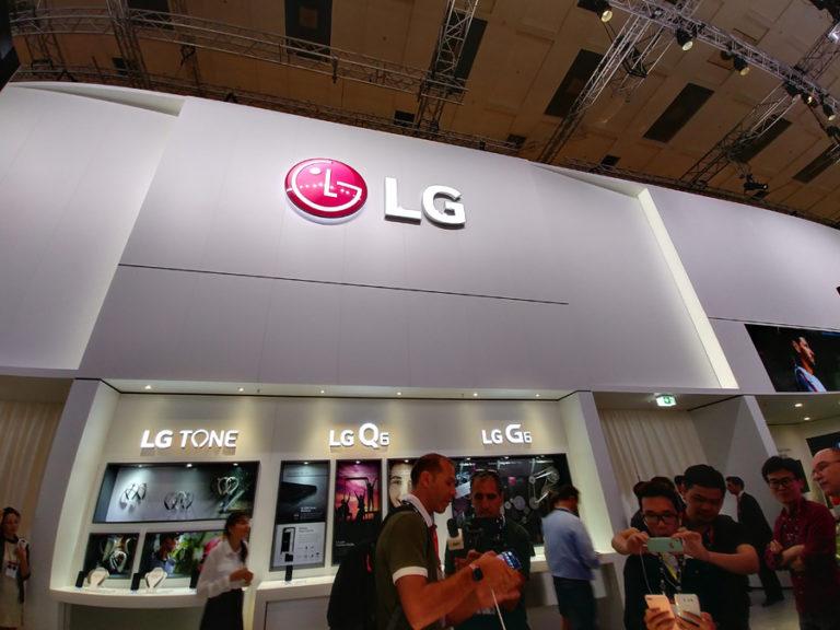 LG назначили нового главу мобильного подразделения