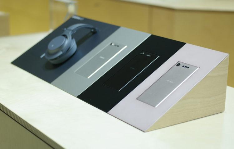 Утечка рендеров Sony Xperia XA2, XA2 Ultra и L2
