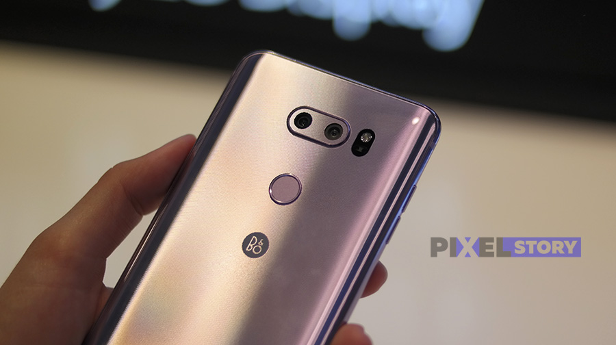 LG V30 Signature Edition — смартфон для ценителей корейских флагманов