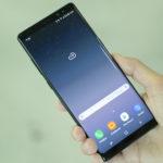 Samsung Galaxy Note 9 удивительно похож на Note 8