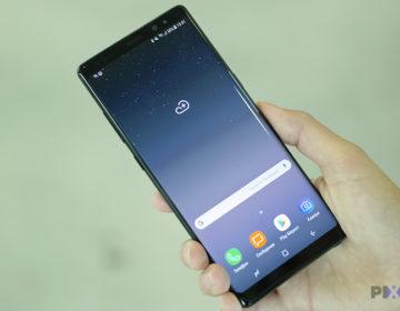 Samsung Galaxy Note 9 получит 8 Гб / 512 Гб вариант памяти