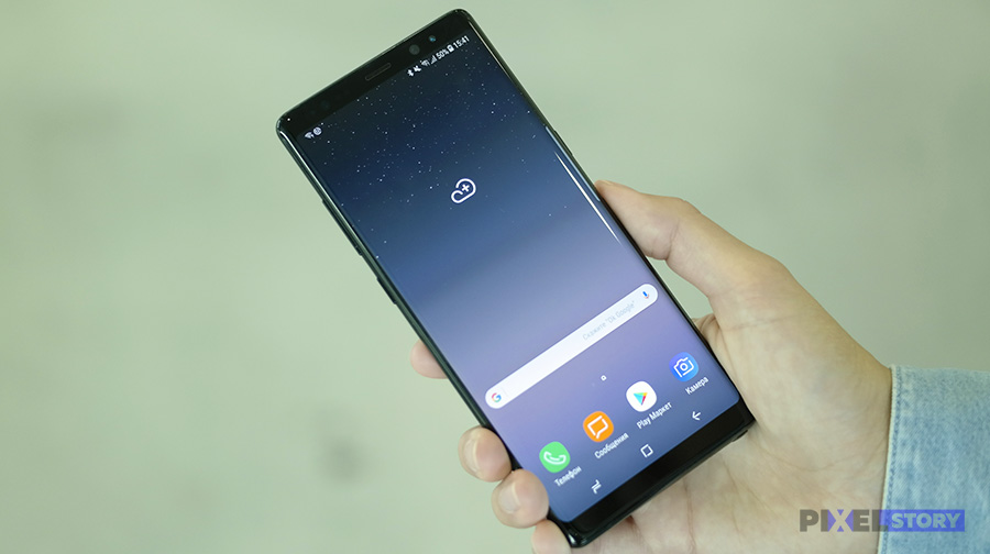 Обзор Samsung Galaxy Note 8