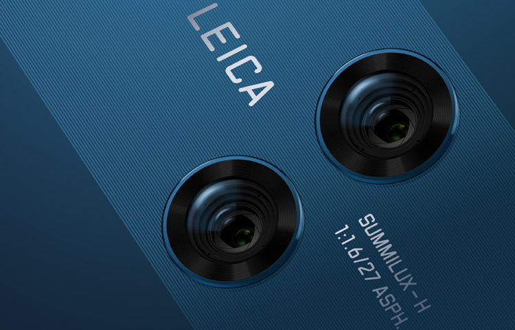 Huawei Mate 10 Pro занял 2 место в рейтинге камер DxOMark