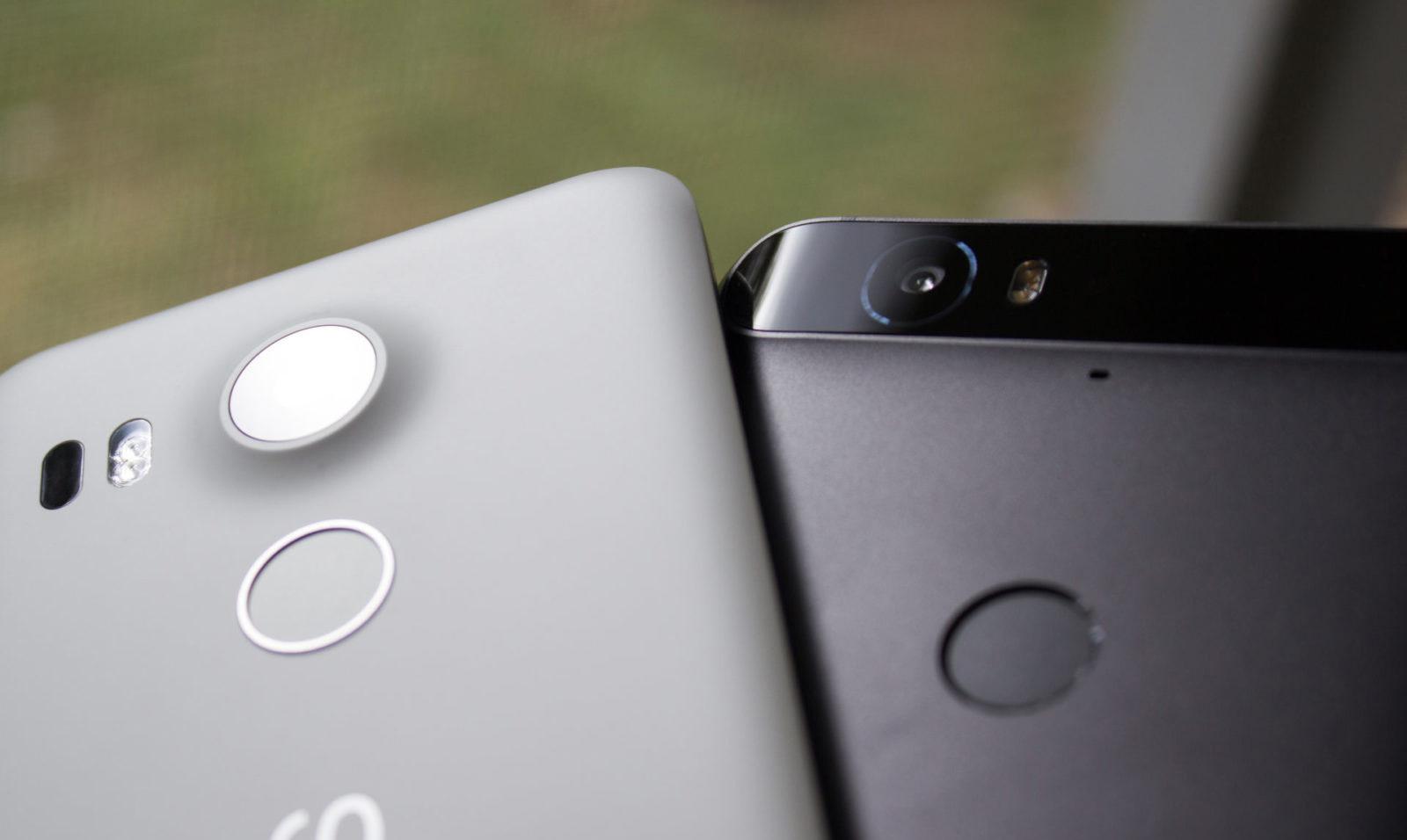 Переход от Nexus до Pixel