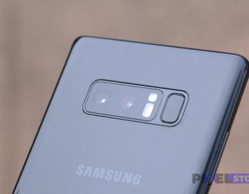 Обзор камеры Samsung Galaxy Note 8