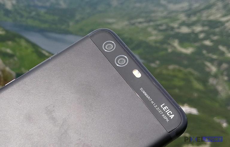 Как будет выглядеть Huawei P20 с тройной камерой