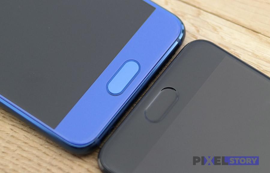 Обзор Honor 9 - сравнение с Huawei P10