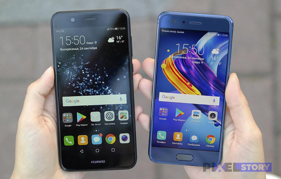 Обзор Huawei Nova 2 Plus и сравнение с Honor 9