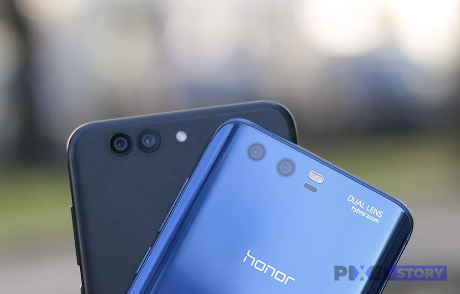 Обзор Huawei Nova 2 Plus - камера Nova 2 plus и Honor 9