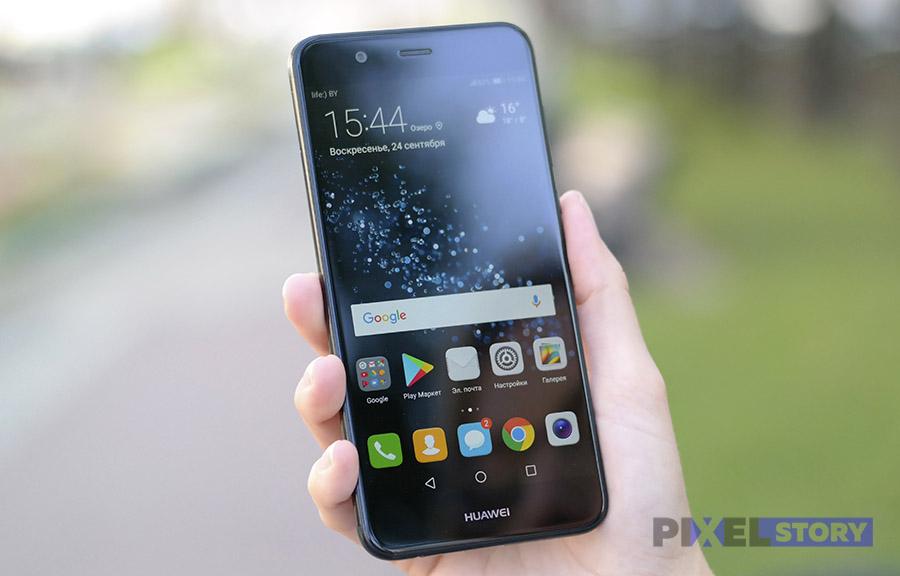 Обзор Huawei Nova 2 Plus - дизайн