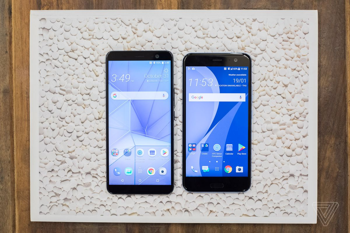Сравнение HTC U11 Plus и HTC U11