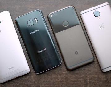 Выбираем лучшие старые флагманские смартфоны за недорого