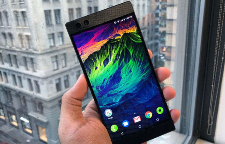 Razer Phone дизайн