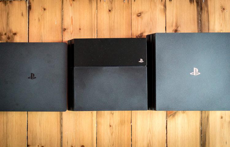Какую PS4 выбрать для PlayStation VR?