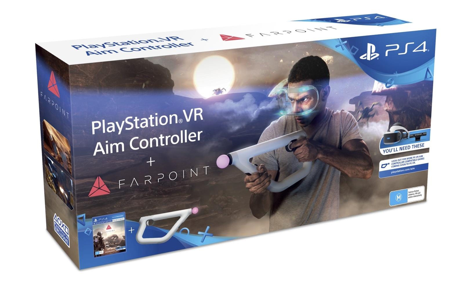 Где можно купить PlayStation Aim