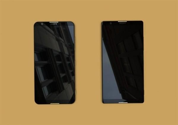 Предполагается, что оба телефона будут иметь 5,7-дюймовые экраны с соотношением сторон 18:9 и разрешением 4K.