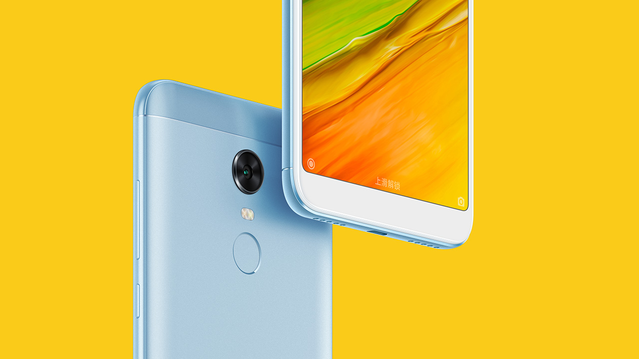Анонс Xiaomi Redmi 5 Plus
