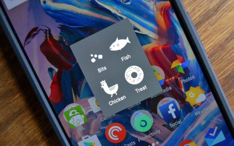 Пасхалка Android 7.0 Nougat