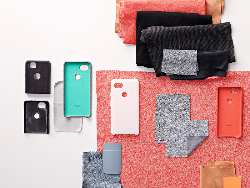 Прототипы Google Pixel 2, Daydream VR и других продуктов Google