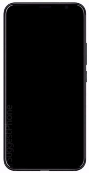 Первый рендер предполагаемого HTC U12 демонстрирует крупный 18:9 экран