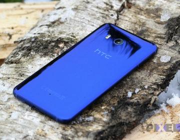 Обзор HTC U11. Блистательный тайванец