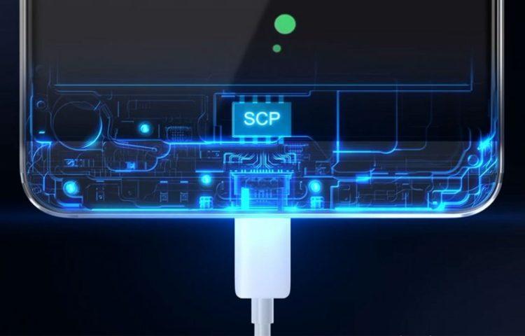 Концепт быстрой зарядки Huawei — 48% за 5 минут