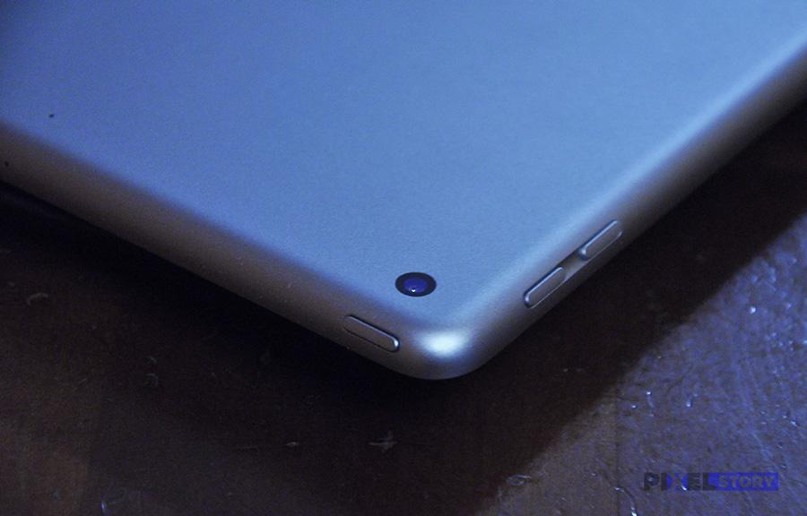 обе камеры iPad 2017 не блистают фото возможностями