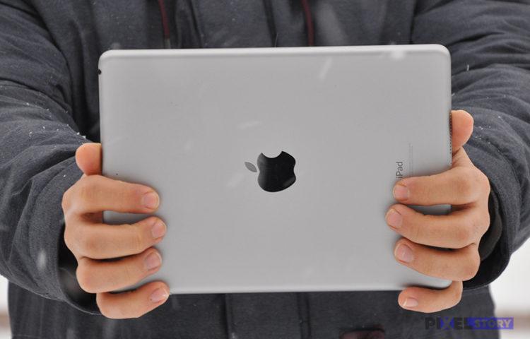 Обзор iPad 2017. Самый бюджетный айпад