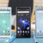 Sony Mobile открыли предзаказ на Xperia XZ2 и XZ2 Compact в Европе