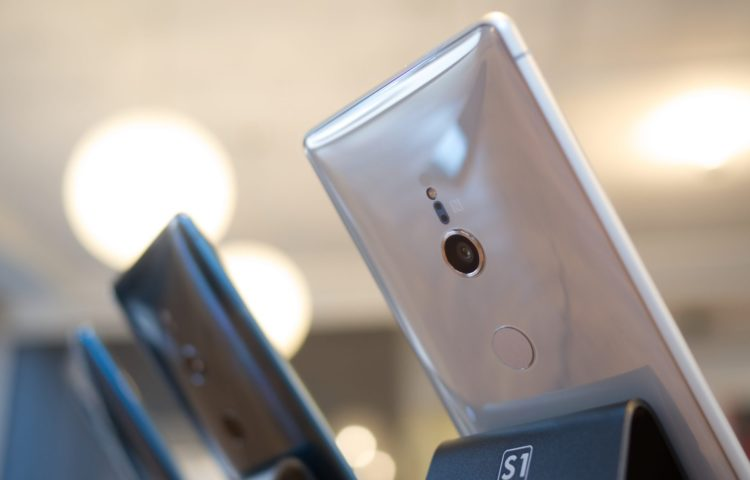 Начало продаж Xperia XZ2 и XZ2 Compact в Европе