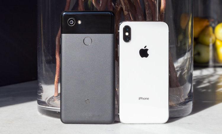 Что выбрать - iPhone X или Pixel 2