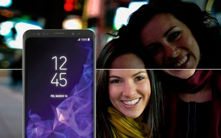 Samsung Galaxy S9 получит камеру на основе датчика IMX345