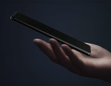 Что вы думаете о новой дизайнерской концепции Sony Ambient Flow?