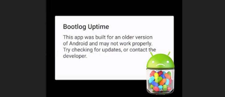 Google отключит старые приложения после выхода Android P