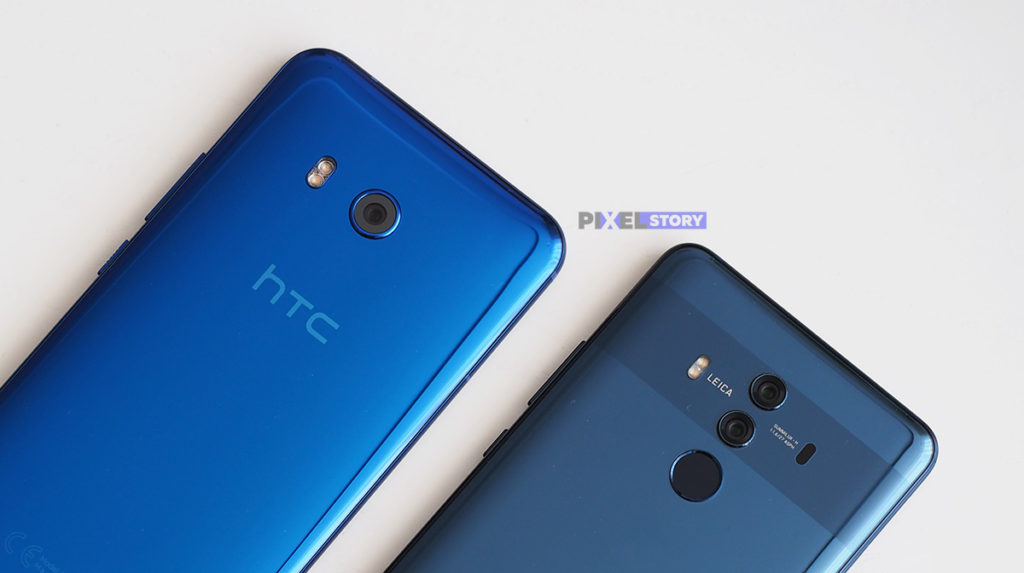 Сравнение камер Huawei Mate 10 Pro и HTC U11