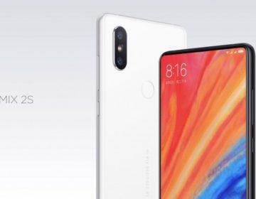 Анонс Xiaomi Mi Mix 2s — самый крутой безрамочник