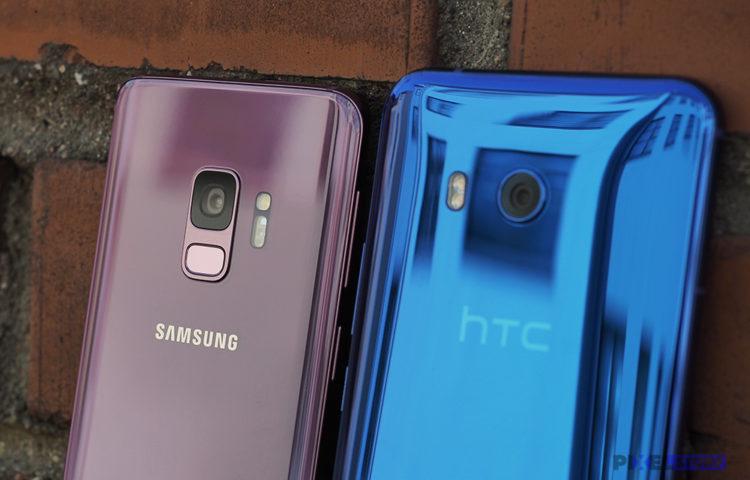 Сравнение камер Galaxy S9 и HTC U11