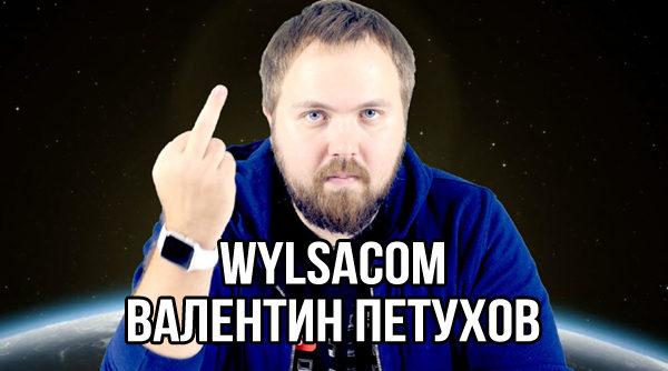 Wylsacom любит рекламу