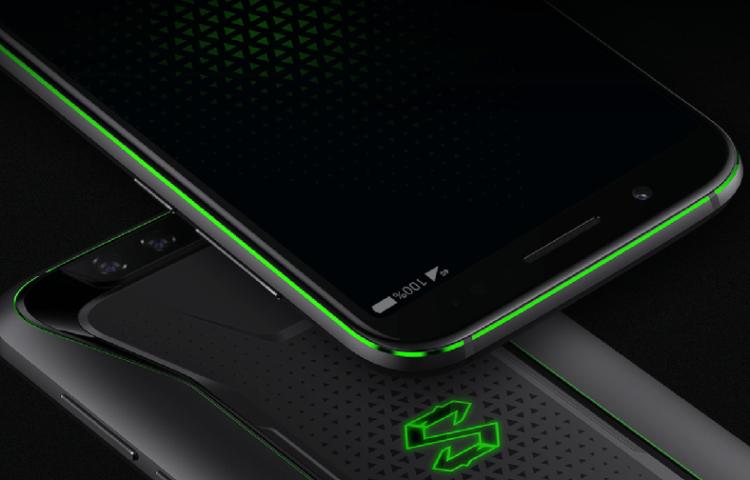 Xiaomi представили игровой смартфон Black Shark