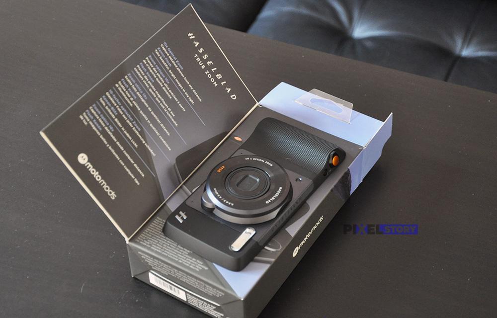 обзор Hasselblad True Zoom