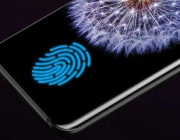 Samsung Galaxy S10 получит наэкранный датчик отпечатков пальцев